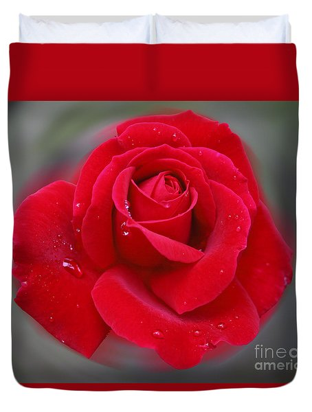Rolands Rose Duvet Cover