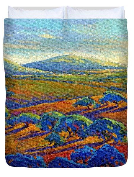 Rolling Hills 2 Duvet Cover