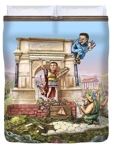 Roma I Duvet Cover