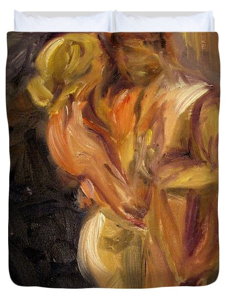 Romance Duvet Cover by Donna Tuten