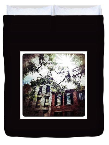 Romantic West Village Duvet Cover