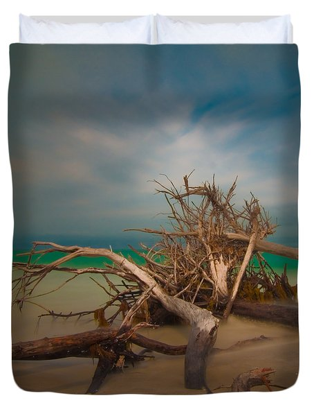 Roots 4 Duvet Cover