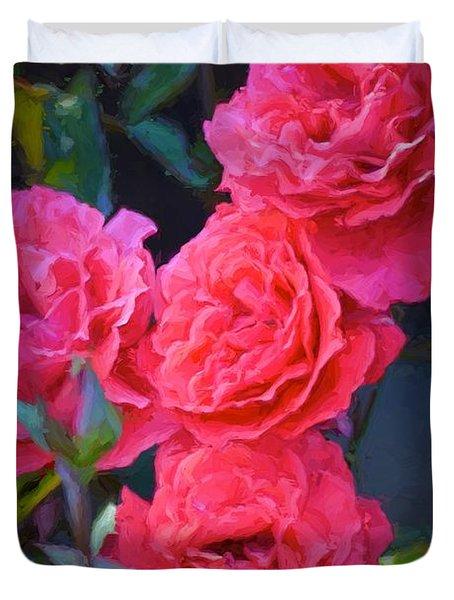 Rose 138 Duvet Cover
