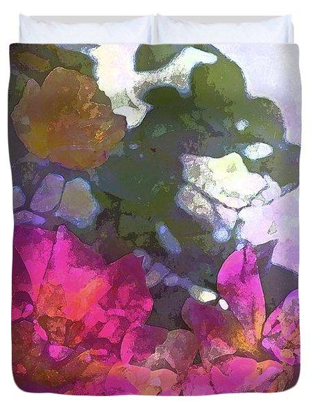Rose 206 Duvet Cover