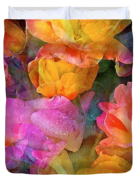 Rose 224 Duvet Cover