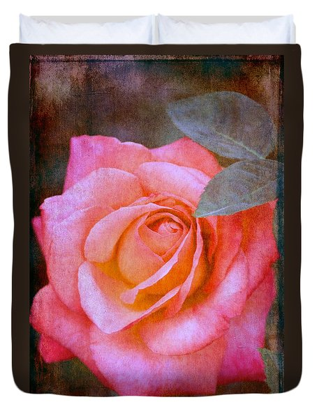Rose 289 Duvet Cover