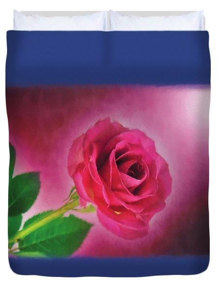 Rose Duvet Cover Duvet Cover
