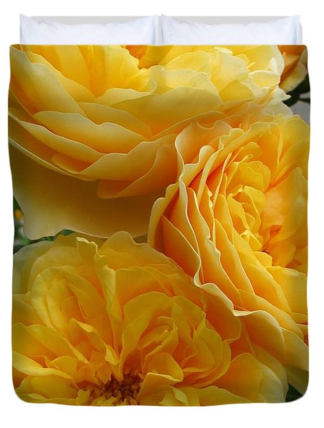 Rose Graham Thomas Duvet Cover by Sabine Edrissi