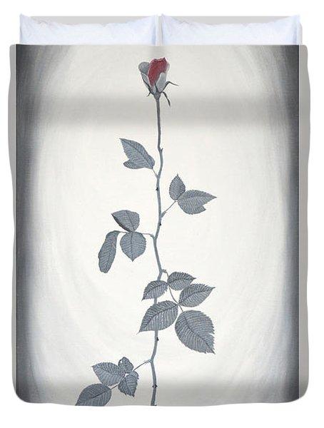 Rose Duvet Cover by Sven Fischer