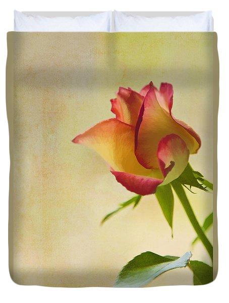 Rose Duvet Cover by Veikko Suikkanen