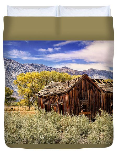 Rovana Homestead Duvet Cover