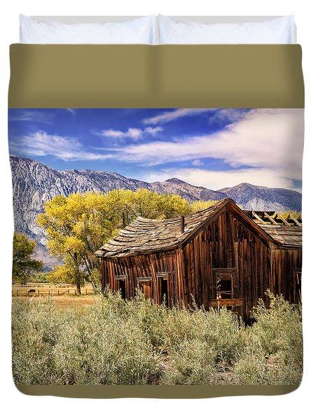 Rovana Homestead Duvet Cover