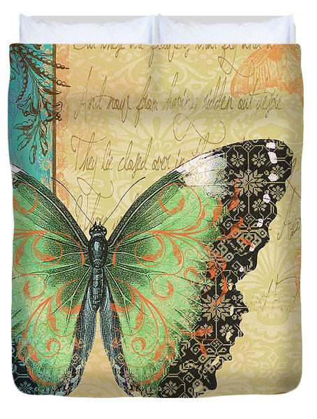 Royal Tapestry Butterfly C Digital Art By Jean Plout