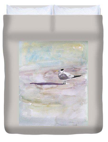 Royal Tern  Duvet Cover