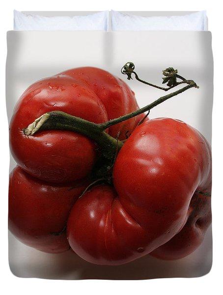 Roys Tomato Duvet Cover