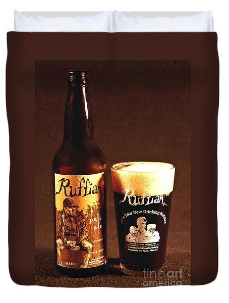 Ruffian Ale Duvet Cover
