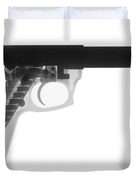 Ruger 22 45 Duvet Cover