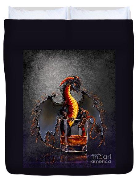 Rum Dragon Duvet Cover