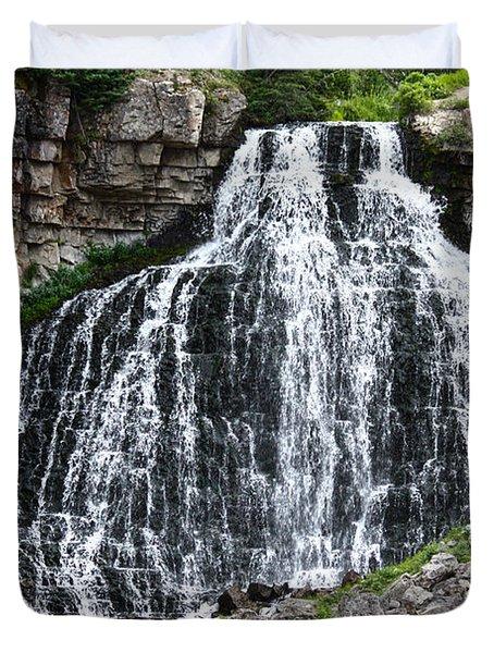 Rustic Falls Duvet Cover
