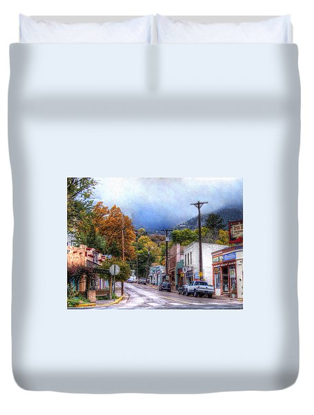 Ruxton Avenue Duvet Cover