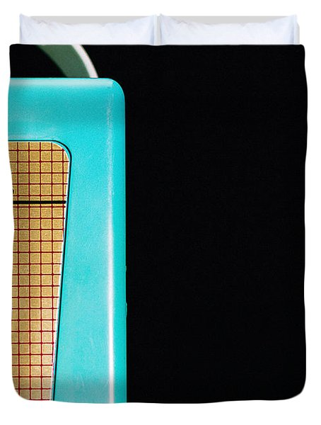 Sabre 620 Camera Duvet Cover