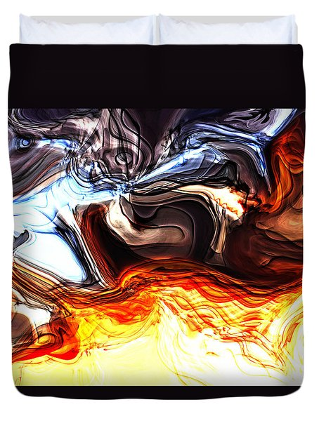 Sacrifice Duvet Cover