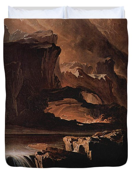 Sadak And The Waters Of Oblivion  Duvet Cover