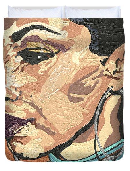 Sade Adu Duvet Cover