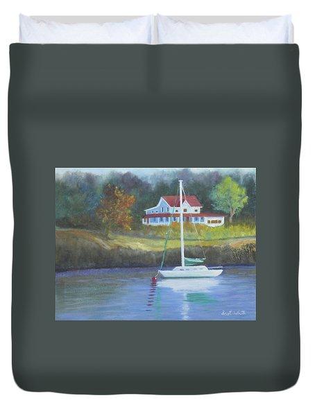 Safe Harbor Duvet Cover