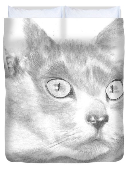Saffy Duvet Cover