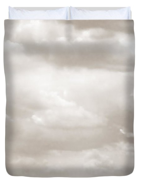 Sailing In New York Harbor - Nautical Duvet Cover by Gary Heller