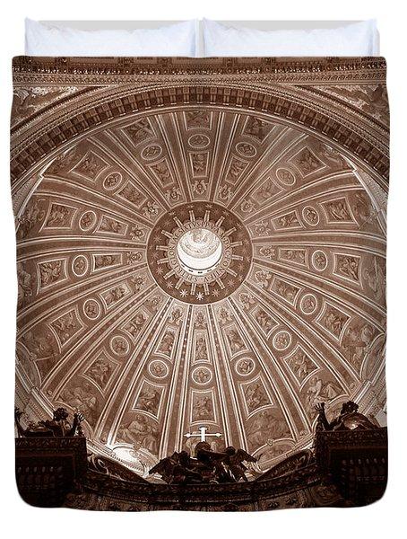 Saint Peter Dome Duvet Cover
