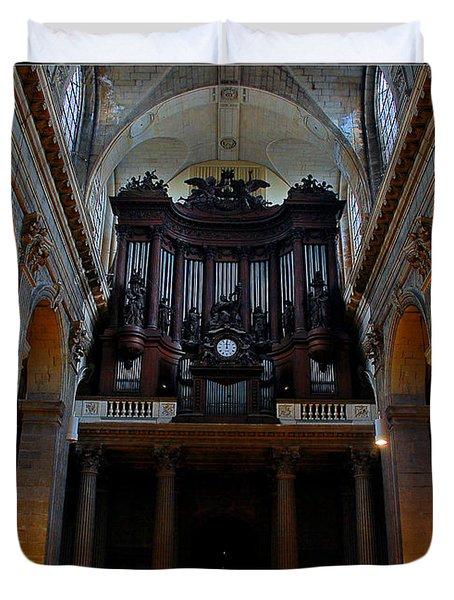 Saint Sulpice Duvet Cover