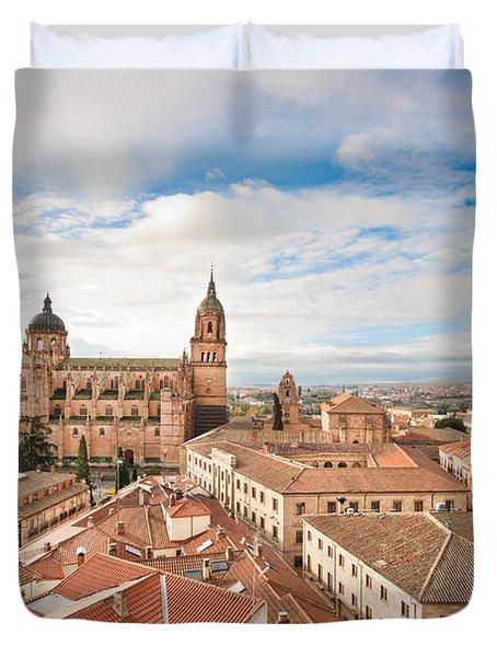 Salamanca Duvet Cover by JR Photography