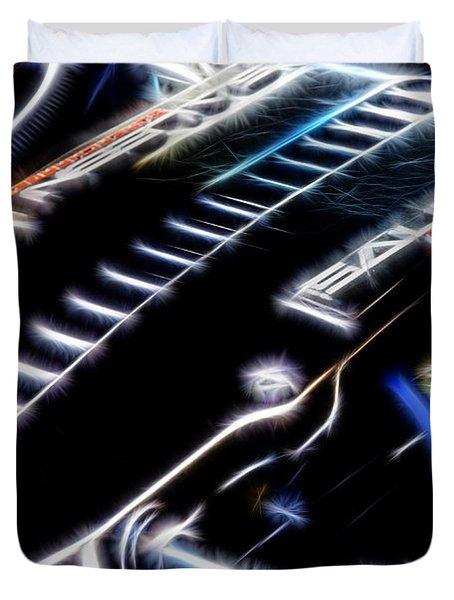 Saleen Fractal Duvet Cover