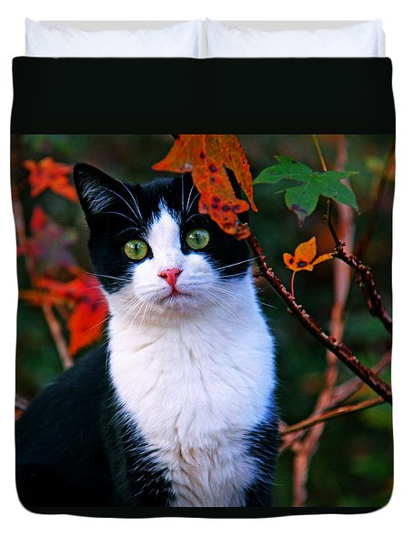 Salem Duvet Cover by Andy Lawless