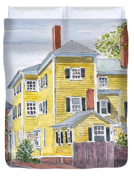Salem Duvet Cover by Anthony Butera