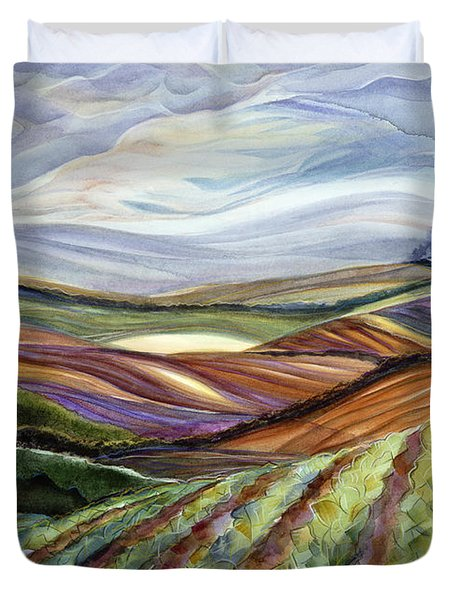 Salinas Tapestry Duvet Cover