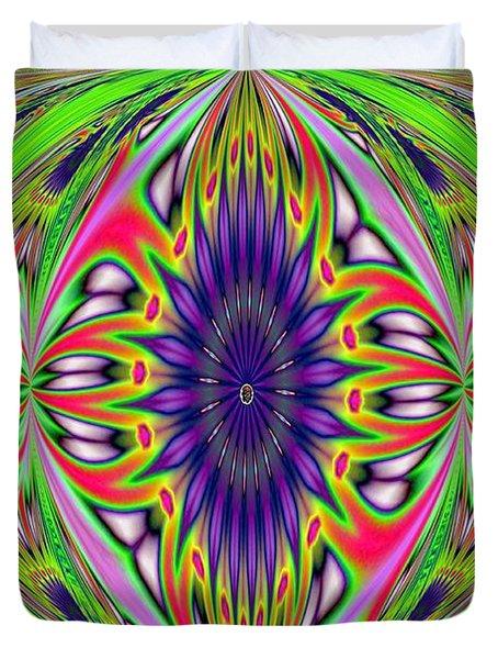 Salsa Verde #2 Duvet Cover