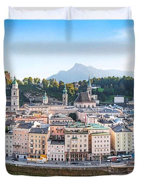 Salzburg Duvet Cover by JR Photography