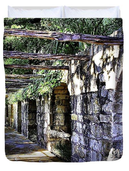 San Antonio C Duvet Cover