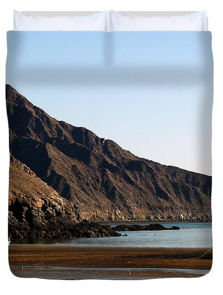San Felipe '08 32 Duvet Cover
