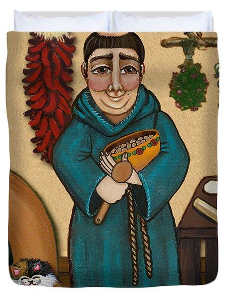 San Pascual Duvet Cover