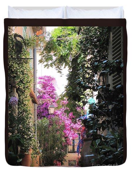 St Tropez Duvet Cover by HEVi FineArt