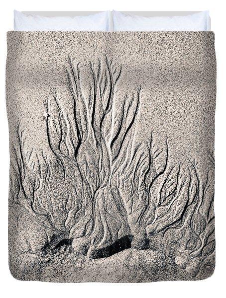 Sand Trails Duvet Cover