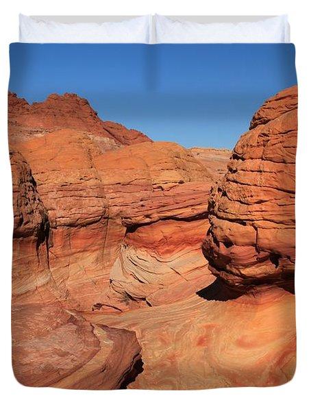 Sandstone Muffins Duvet Cover