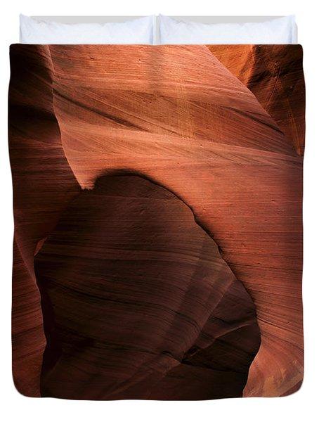 Sandstone Window Duvet Cover