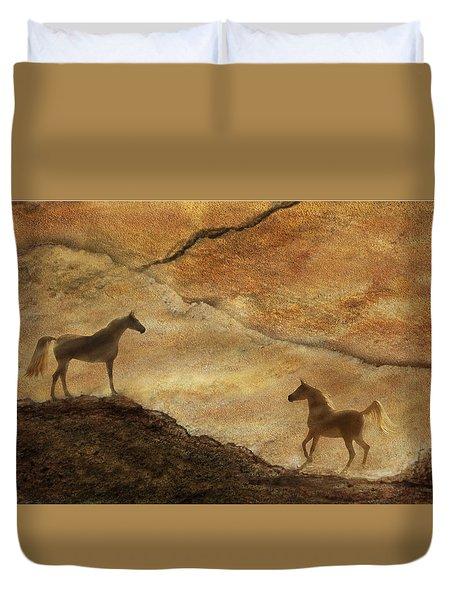 Sandstorm Duvet Cover