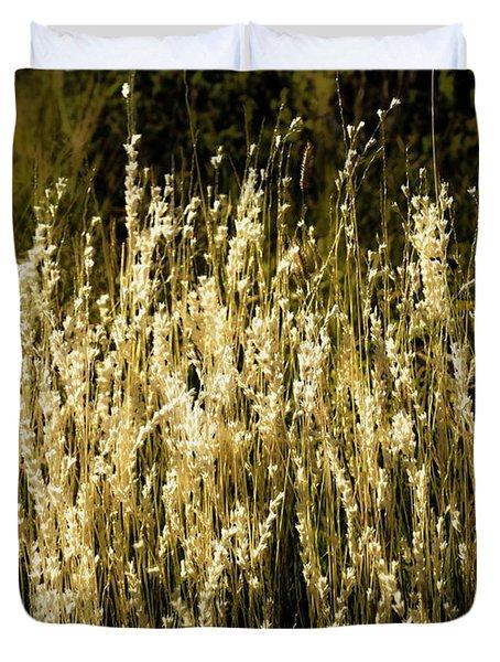 Santa Fe Grasses Duvet Cover