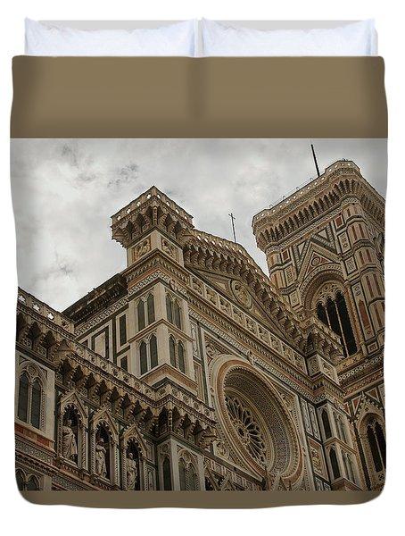 Santa Maria Del Fiore - Florence - Italy Duvet Cover